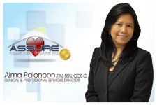 Alma Palonpon, RN, BSN