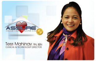 Ma. Theresa V. Mahinay, RN, BSN